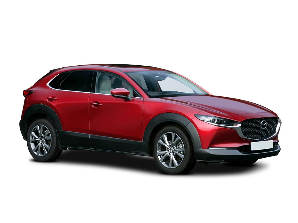Cx-30 Hatchback